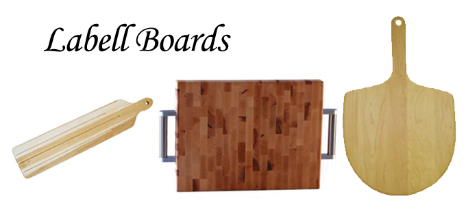 Labell Cutting Boards